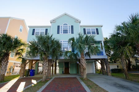 Private 5 Bedroom Home in Surfside Beach with Your Own Private Pool! - Surfside Beach - Haus