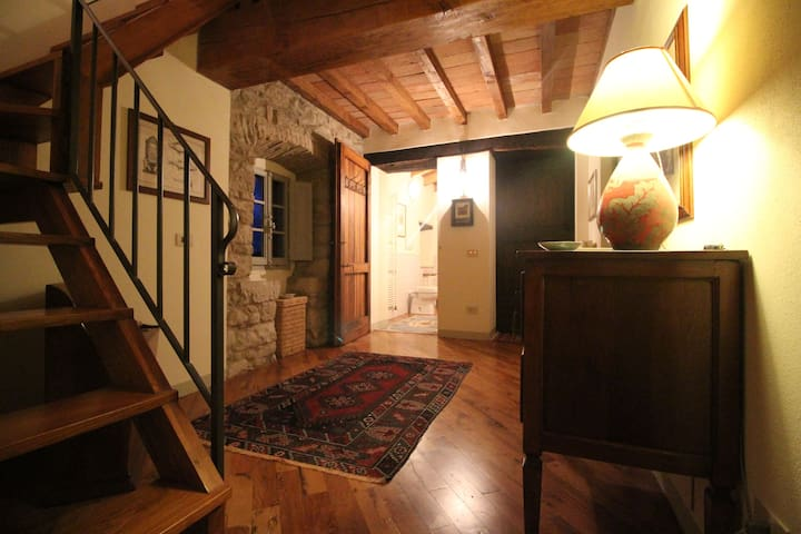 Antica casa a torre - Carpineti - Bed & Breakfast