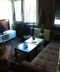 Appartement charmant  proche commerce & transport - Apartmen