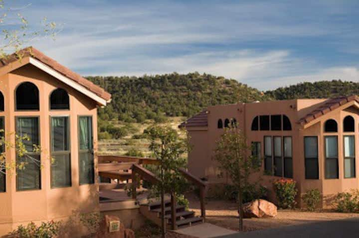 Sedona Pines Resort, One Bedroom Suite All Private