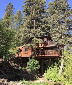 Rocky Mountain Treehouse - Carbondale - Casa na árvore