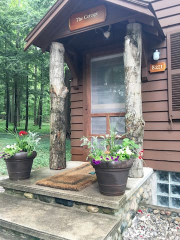 Peaceful Cottage in the Woods - Traverse City - Huis