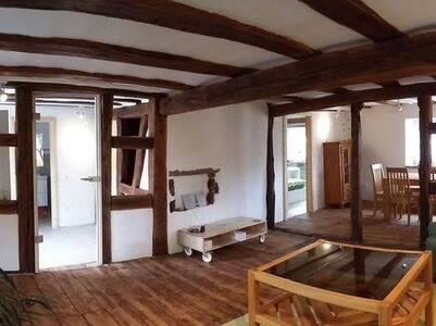 Historic Farmhouse (200 yrs) - Börrstadt - Квартира