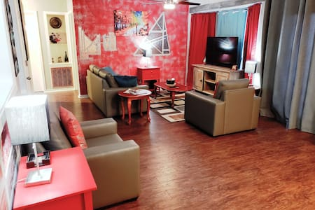 A Home Away From Home. Great for families and pets