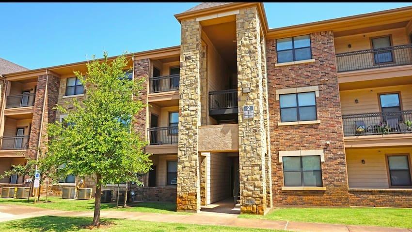 Great apartment home. - Oklahoma City - Flat