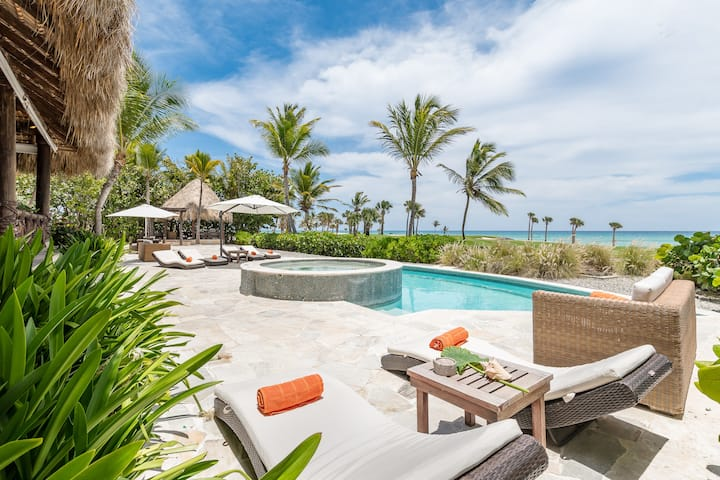 CLEANED Ocean View Villa - Best Caribbean Vacation