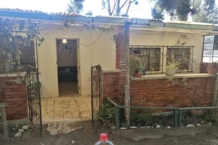 """Cabaña """"Villa Escondida"""""""