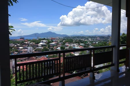 Cozy Studio House in Manado Central with nice view
