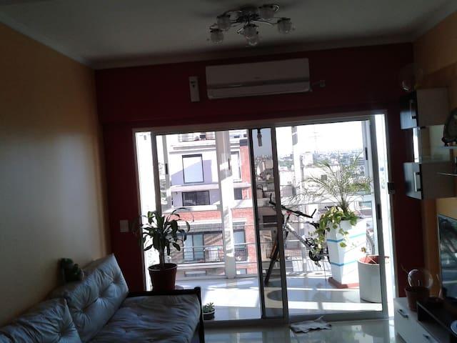 Departamento con VIsta Increible - Buenos Aires - Osakehuoneisto