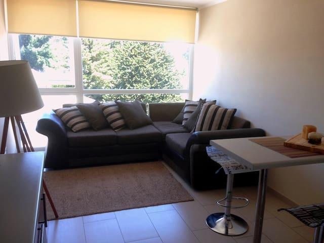 Depto inmejorable ubicación pasos Av Alemania - Temuco - Apartment