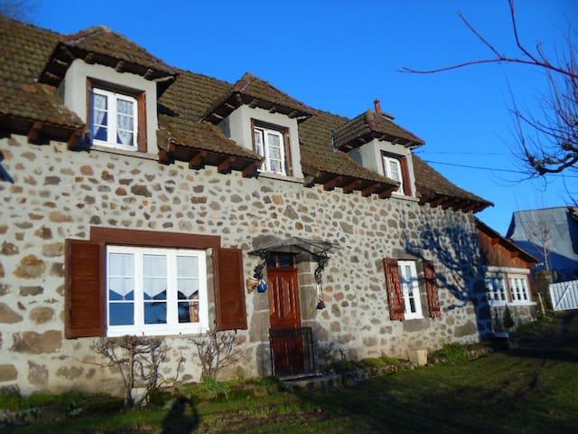 Chambre d'hôtes Lageneste - Lascelle - Hus