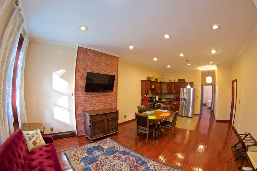 Charming 2 Bedroom Apartment In Brooklyn Apartments For