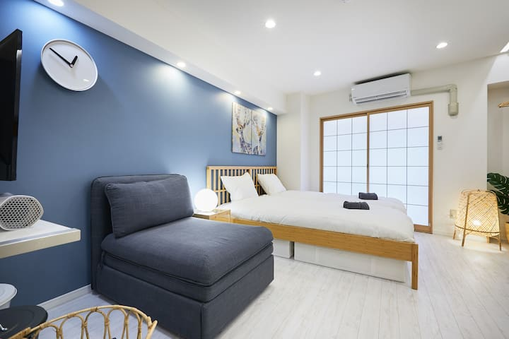 # 402★4 Beds/Shinjuku Kabukicho/Free wifi/Big Sale