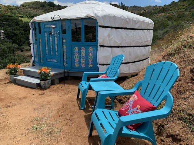 Villa Bonsall - Yurt #1 (medium)