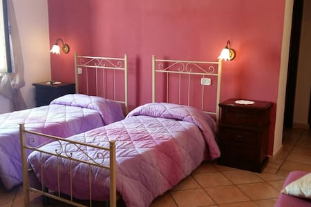 La camera Vinaccia - Montalcino - Bed & Breakfast