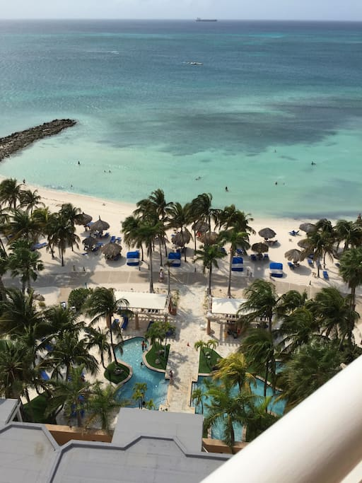 View from Condo.