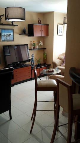 Piso céntrico de 3 habitaciones - Garrucha - Apartment