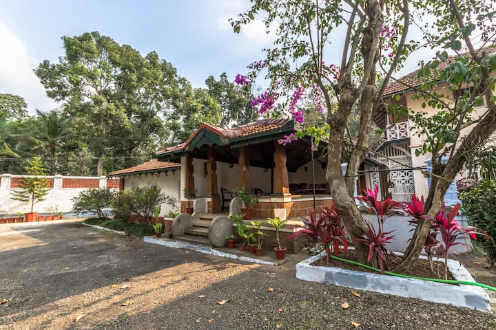 A Plantation Getaway in Coorg