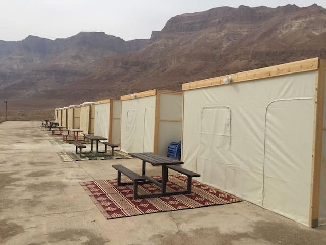 Ein Gedi Camp Lodge - Dead Sea (6)