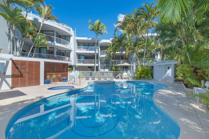 ⭐Newly Renovated Luxury Noosa Unit!