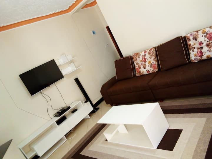 An exquisite fully furnished apartment
