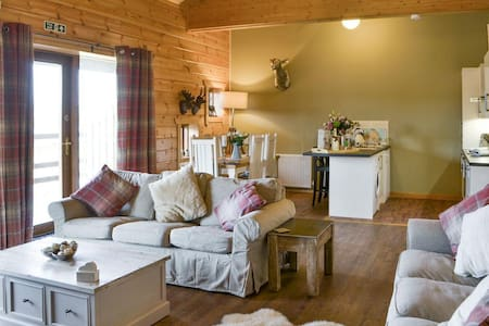 Stagshead Lodge Luxury Family friendly - Rothbury