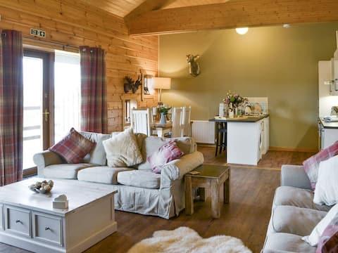 Stagshead Lodge Luxury Family friendly - Rothbury