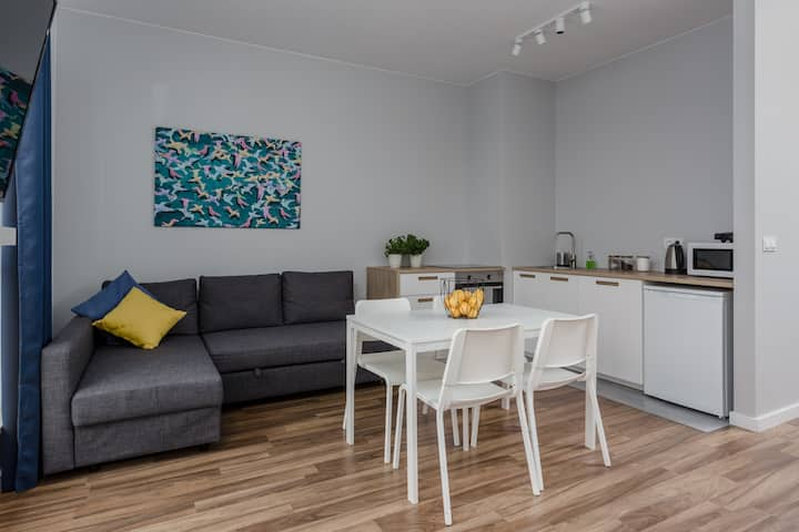 Chill Apartments Mokotow Business Park Superior