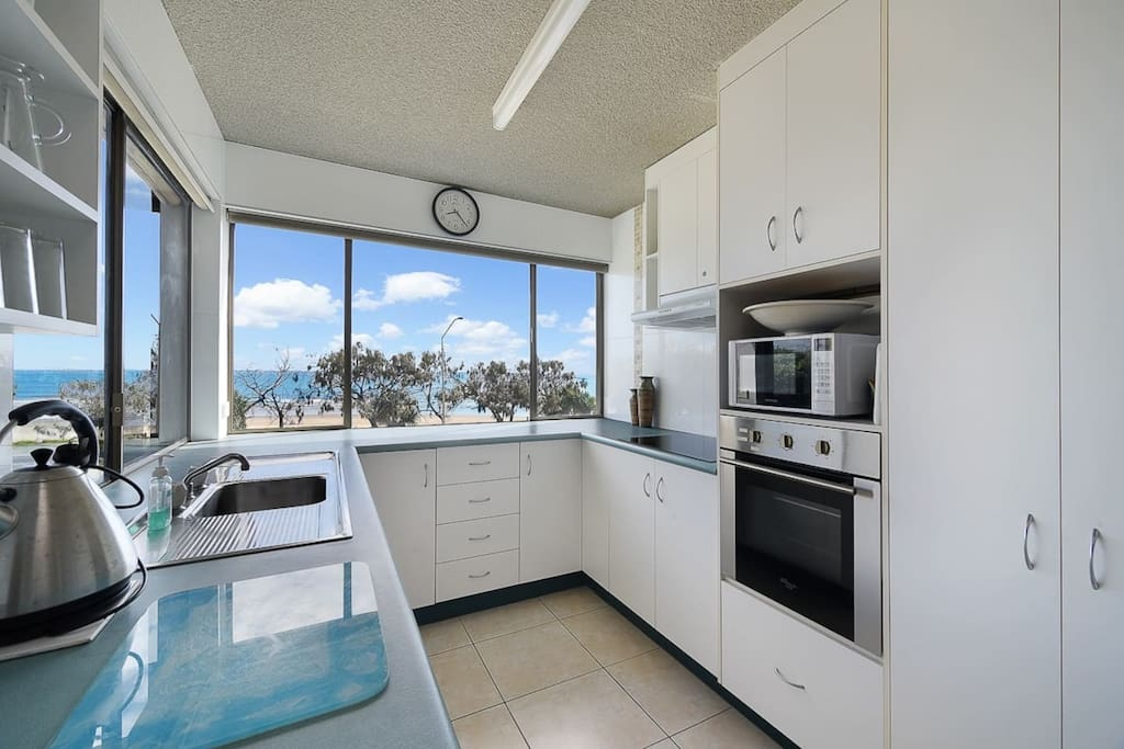 Stunning Kitchen View