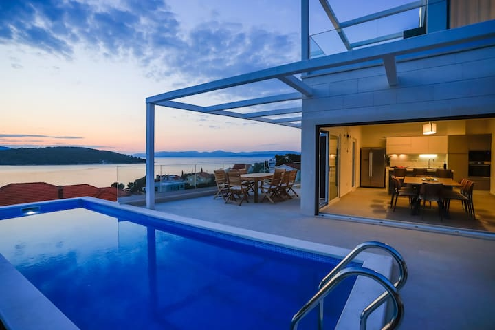 Villa Fortuna for the perfect holidays