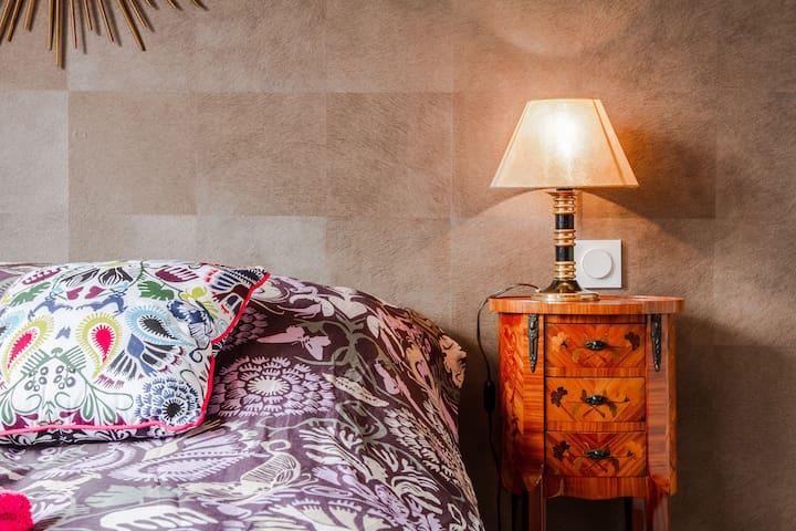 Chambre ensoleillée proche centre - Tuluza - Apartament