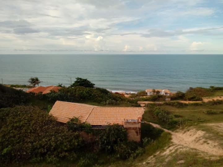 Aluguel casa  praia do Morro Branco, Ceará, Brasil
