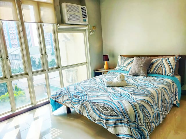 Unit located inside Mckinley Hill Taguig