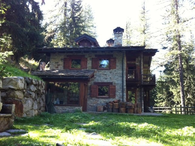 Chalet dei Mirtilli, in the heart of Mont Blanc