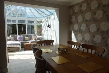 Modern detached home near Chipping Sodbury. - Yate - Rumah