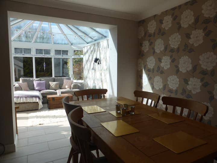 Modern 3 bed detached home near Chipping Sodbury