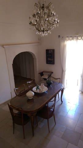 Charming masseria entire house. - Martina Franca - Rumah