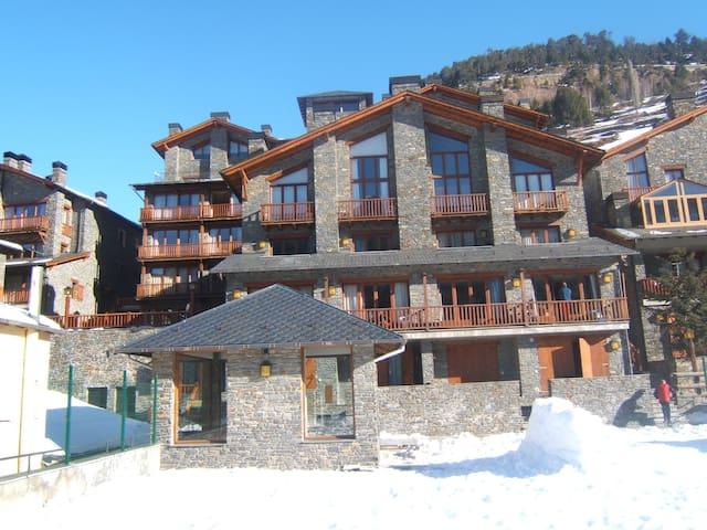 résidence la Dorada el Tarter - el Tarter  - Apartament