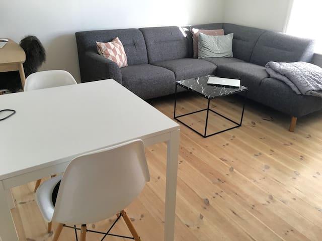 Hyggelig lejlighed ved vandet - Esbjerg - Wohnung