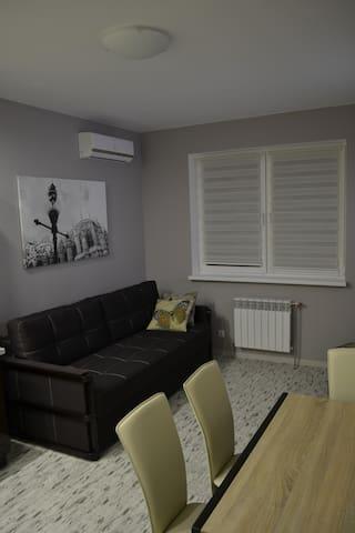 Прекрасная квартира в новом жилом комплексе - Kiev - Apartamento