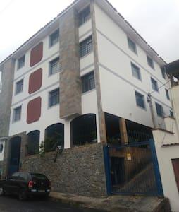 Apartamento completo proximo ao Centro - Belo Horizonte - Lejlighed