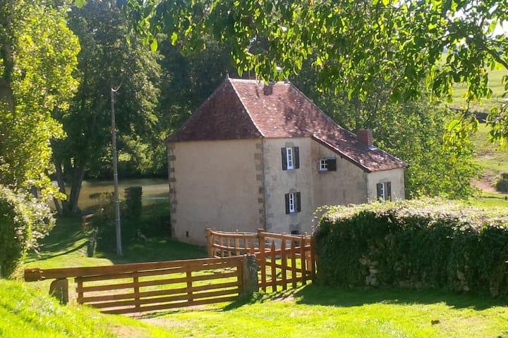 Moulin de PLENY