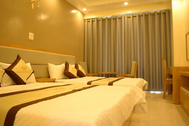 """THANH BINH GOLD HOTEL - BREATHE IN """"PEACE"""""""