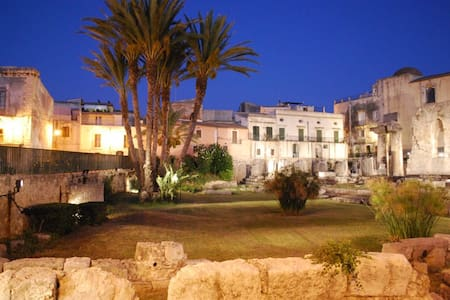 The Owl's Temple - B&B in the Heart of Syracuse - Siracusa - Bed & Breakfast