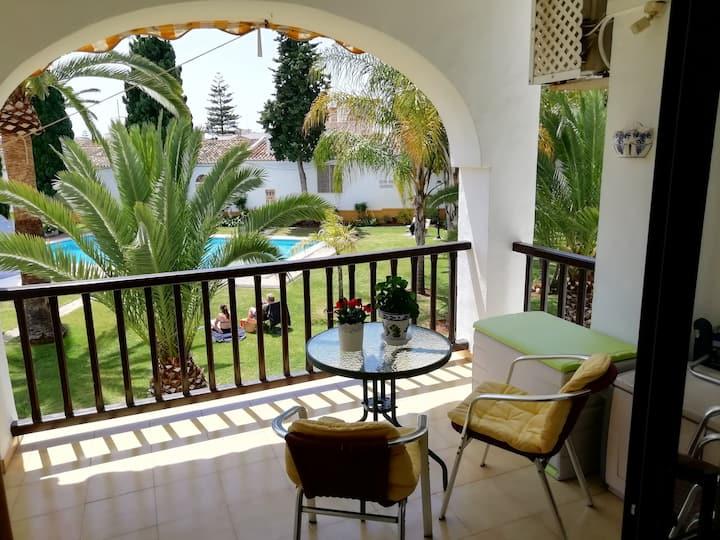 Cosy apartment in Puebla Lucia, Fuengirola