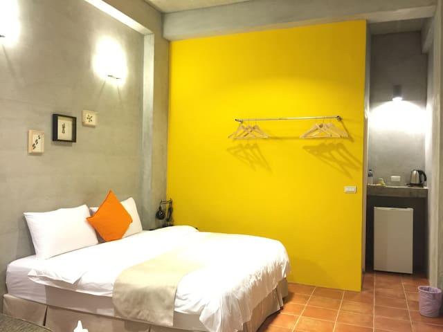 Taitung, David SamStrong Lite, Room 201, 1 sleep - Chenggong Township