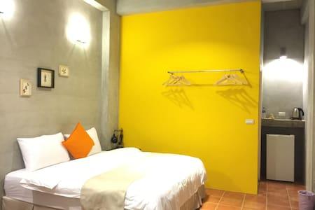Taitung, David SamStrong Lite, Room 201, 1 sleep - Guesthouse