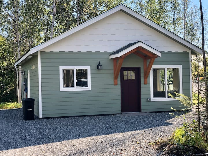 Wild Rose Cottage-Built in 2020! Peaceful setting.