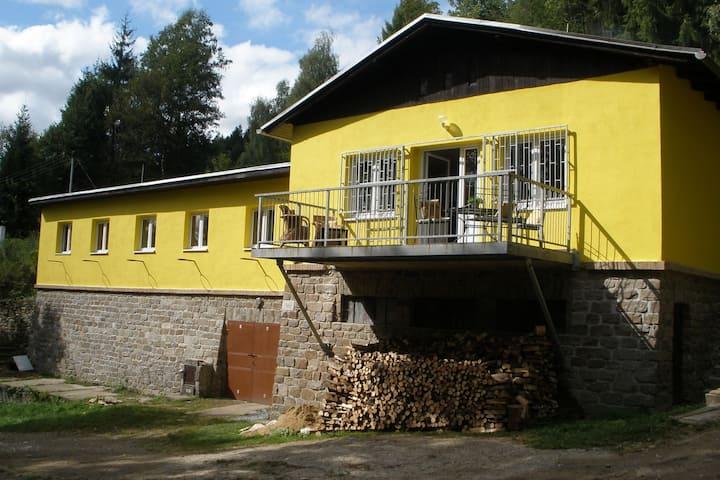 Villa élite en Nedvedice con piscina privada