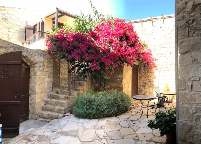 Charming Stone House
